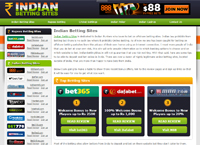 Indian Betting Sites