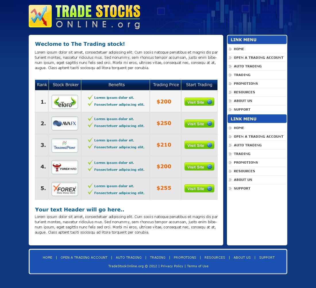 Best websites for options trading